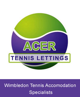wimbledon tennis accommodation